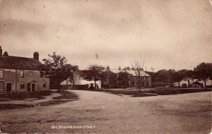 Village of Blennerhasset, Co.Cumberland c1920