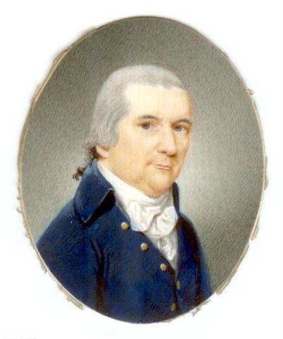 Portrait of John Blennerhassett, son of Arthur, of Ba... - obverse